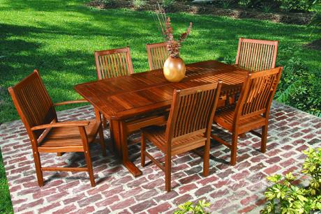 New Hemisphere Ipe Wood Outdoor Furniture